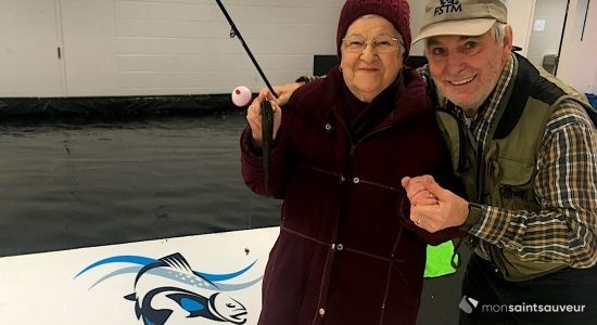 La pêche s'invite en ville au Patro Laval - Véronique Demers
