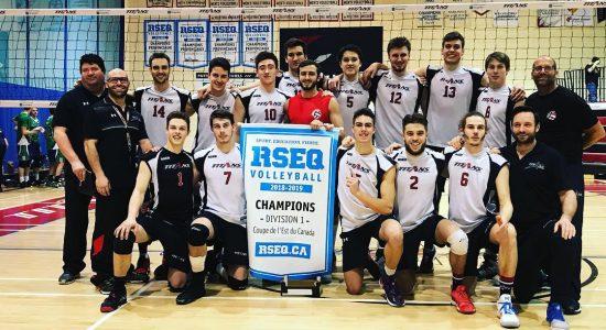 Les Titans du Cégep Limoilou champions de la Coupe de l'Est du Canada 2019 - Suzie Genest