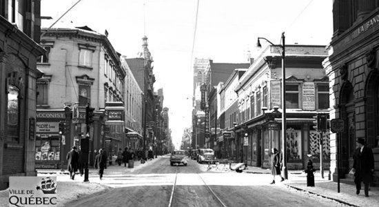 Saint-Roch dans les années 1940 (14) : quand le tramway circulait sur Saint-Joseph - Jean Cazes