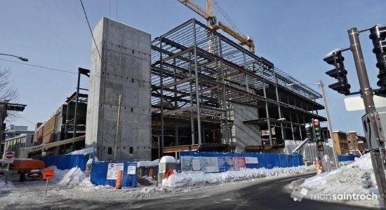 Centre communautaire YMCA Saint-Roch : un directeur et un chantier en évolution - Jean Cazes