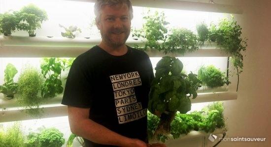L'agriculture en ville à l'année : mission possible! - Véronique Demers