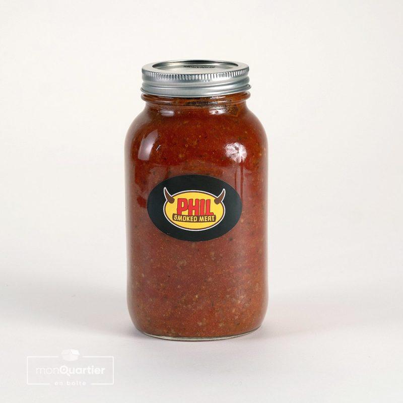 Sauce à spag de Phil