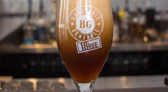 Une bière offerte pour vos impôts !   Brasserie Générale – 18e Rue
