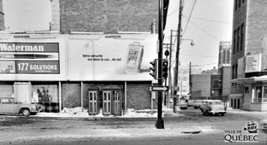 Saint-Roch dans les années 1960 (35) : intersection des rues Dorchester et du Roi - Jean Cazes