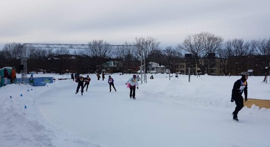 Pentathlon des neiges: <em>la</em> fête du sport d'hiver à Québec - Marrie E. Bathory