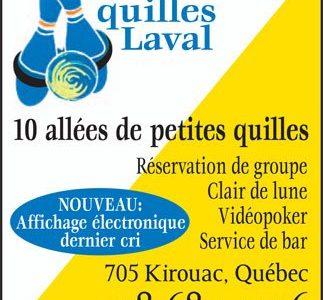 Challenge Laval 2019
