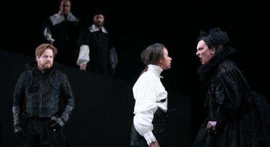 Christine, la reine-garçon : quatre rappels de salutations - Jason Duval