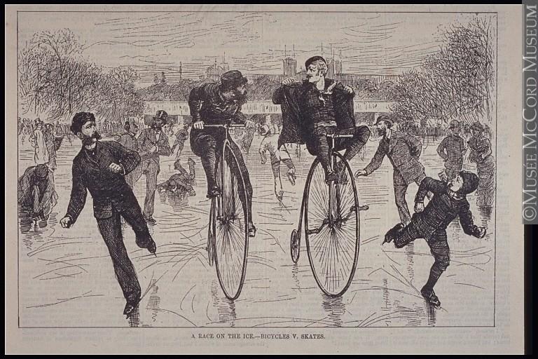 La petite et grande histoire des groupes de cyclistes | 21 mai 2019 | Article par Catherine Breton
