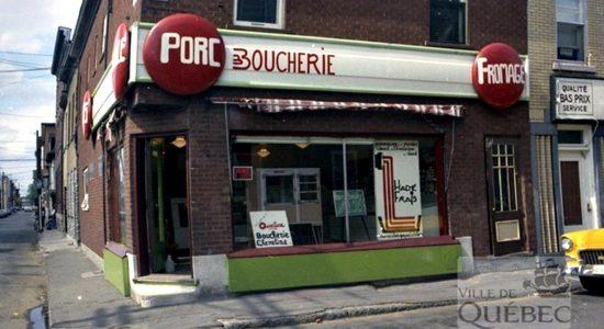 Saint-Sauveur dans les années 1970 (12) : la Boucherie chevaline - Jean Cazes
