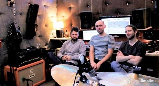 Un studio d'enregistrement au coeur de Maizerets - Jessica Lebbe