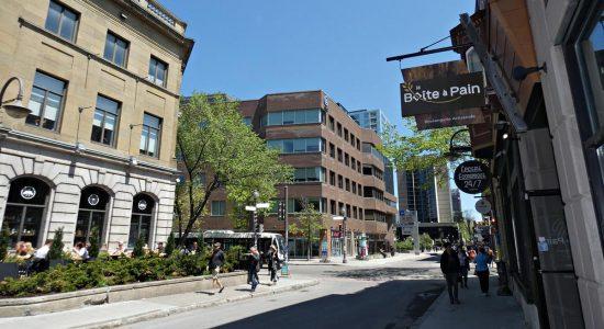 Rue Saint-Joseph : un sondage sur ses forces et faiblesses - Suzie Genest