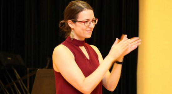 Julie Potvin-Turcotte, la passion de la flûte traversière - Jason Duval