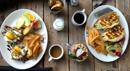 Les déjeuners du Parvis les samedis et dimanches