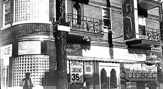 Limoilou dans les années 1970 (42): le IGA Supermarché Raymond de la 1re Avenue - Jean Cazes