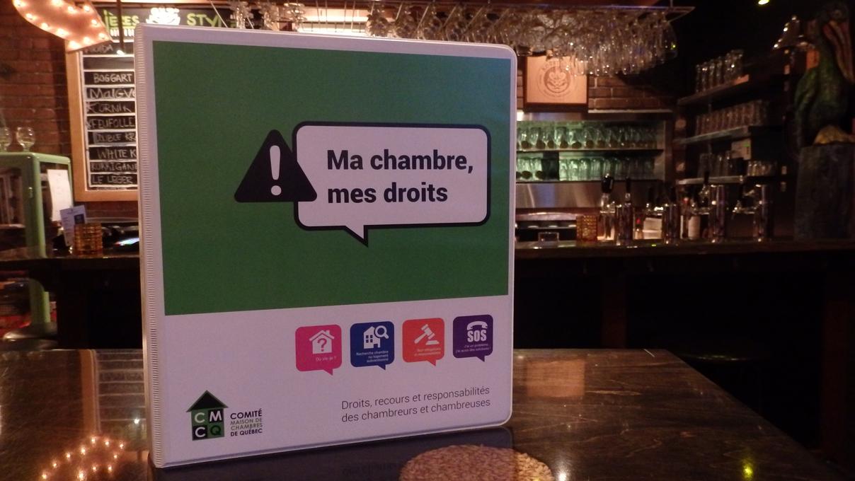 «Ma chambre, mes droits» : un outil pour améliorer les conditions de vie - Baptiste Piguet