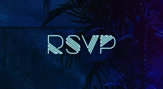 RSVP – Lancement d'album