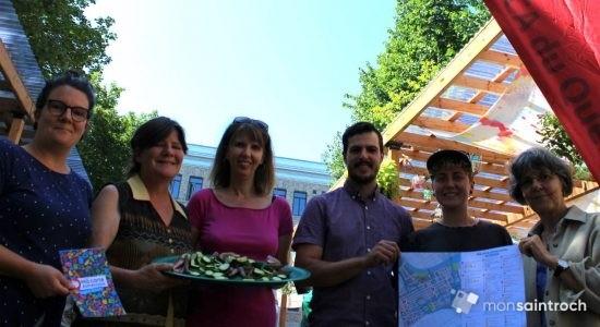 Un réseau pour une sécurité alimentaire accrue dans Saint-Roch - Véronique Demers