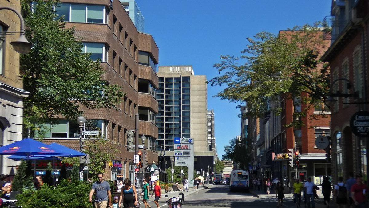 Rues piétonnes à Québec, il faut aller plus loin | 27 mai 2020 | Article par Monquartier