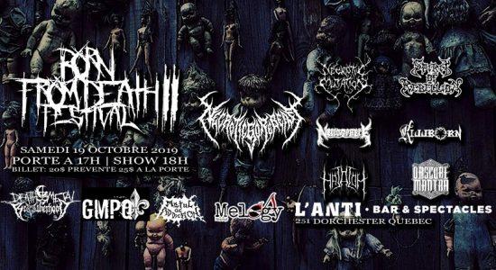 Born From Death Festival II