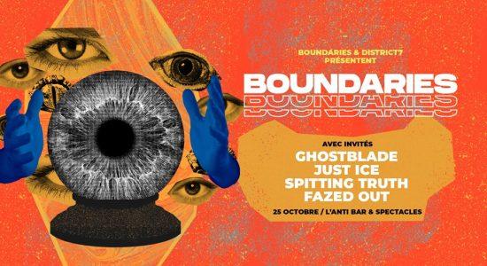 Boundaries Fall Tour 2019
