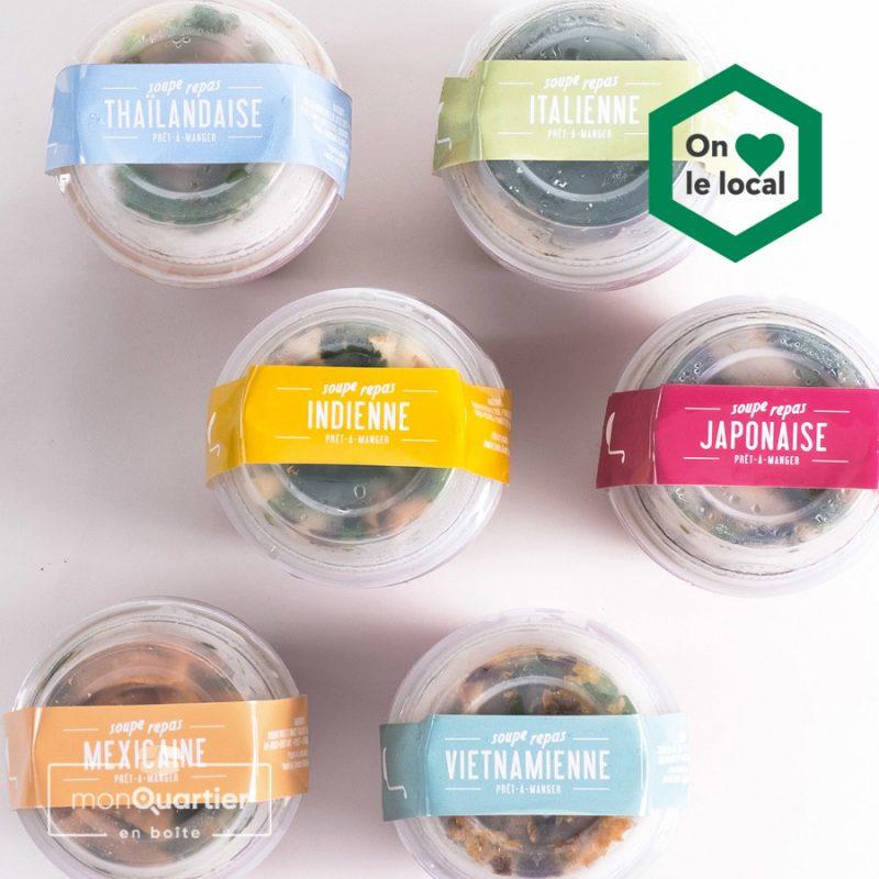 Boîte Soupe & Cie