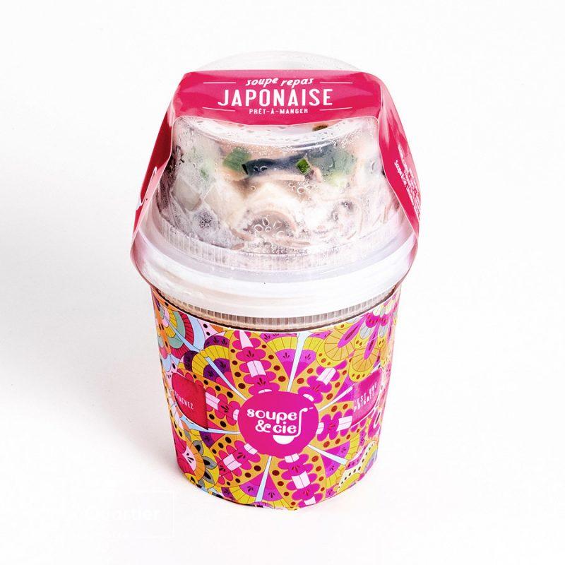 Soupe japonaise