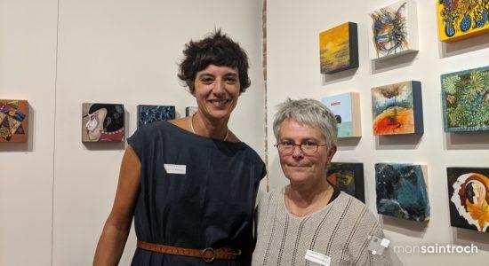Fin annoncée pour l'Encadreure des artistes et la Galerie L'Articho - Suzie Genest