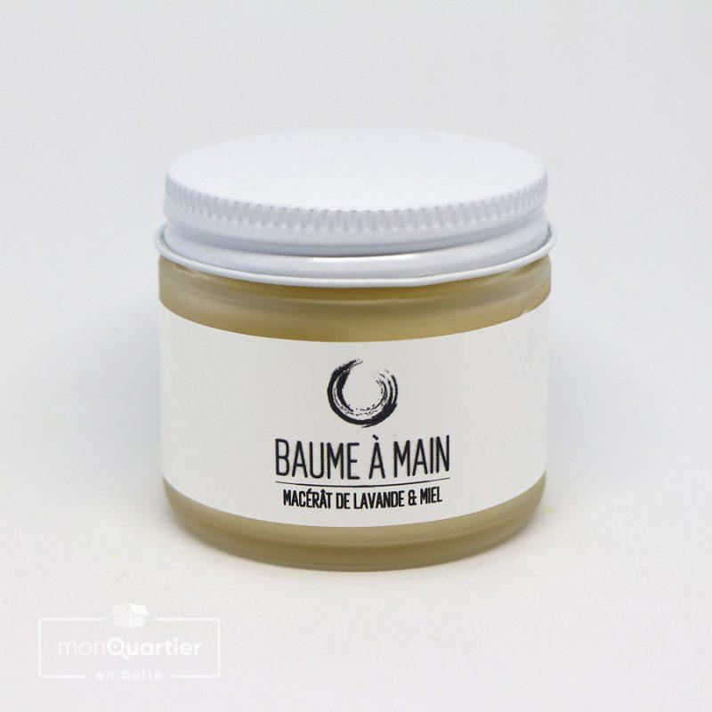 Baume à main – Lavande et miel du Québec