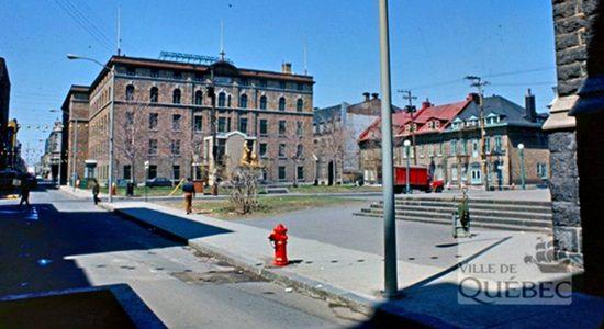 Saint-Roch dans les années 1970 (31) : le couvent Saint-Roch - Jean Cazes