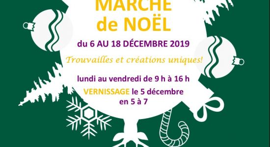 Grand marché de Noel
