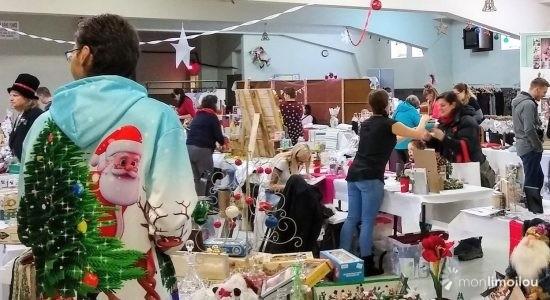 Un premier Marché de Noël ouvre la saison à Limoilou - Jason Duval