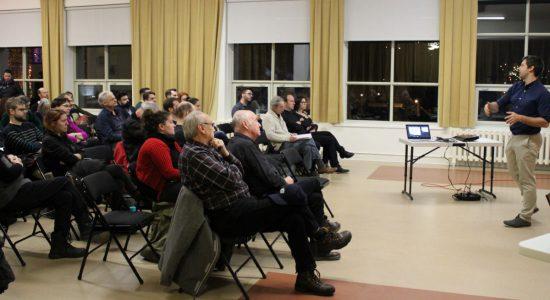 Des citoyens intéressés aux enjeux de Saint-Roch/Saint-Sauveur - Véronique Demers