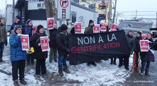 Une action pour le droit au logement - Suzie Genest