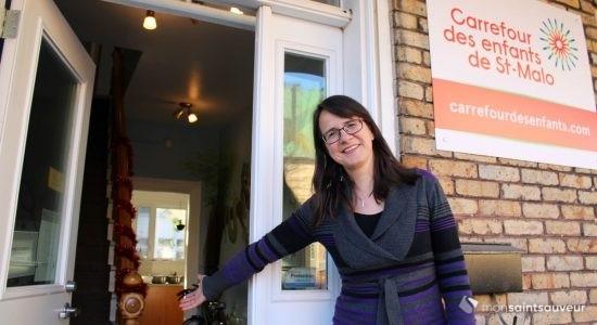 Le Carrefour des enfants de Saint-Malo s'agrandit - Véronique Demers