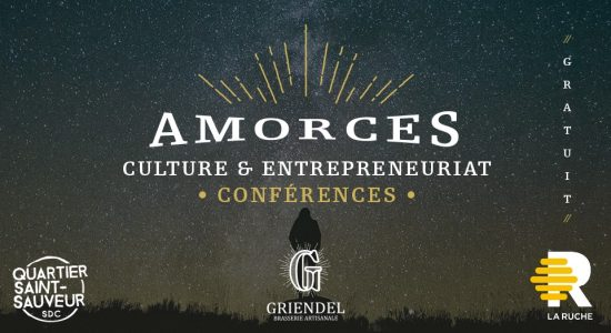 Amorces: Culture & Entrepreneuriat