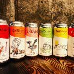 Bières à emporter chez SNO Microbrasserie