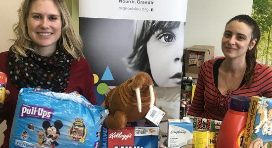 15e Opération Paniers de Noël : des besoins croissants - Suzie Genest