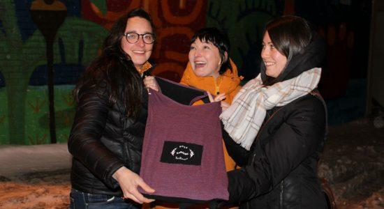 Le Camisac: un sac écolo fabriqué dans Saint-So! - Véronique Demers