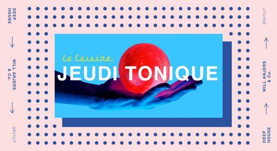 Jeudi Tonique | Nymra & Sofisticated, NoD, Will Anjers