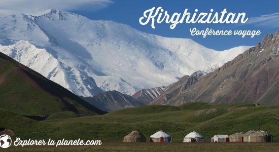 Conférence-voyage sur le Kirghizistan