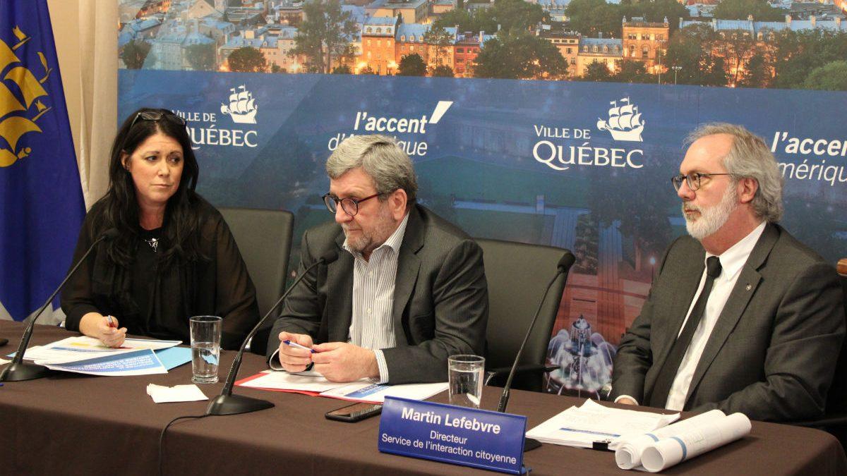 La Ville de Québec maintient les référendums | 5 février 2020 | Article par Véronique Demers