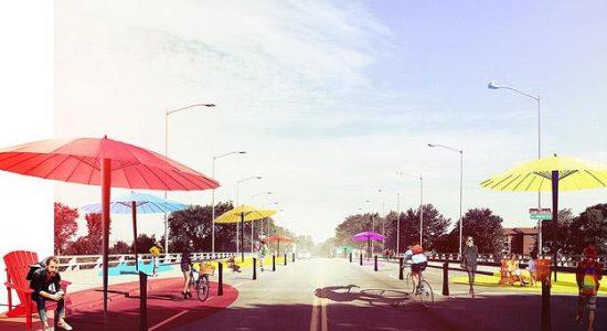 À la conquête du pont Dorchester (2 de 2):le pont public! - Erick Rivard