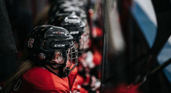 Hockey collégial féminin D1 : rentrée laborieuse pour les Titans - Christian Lemelin