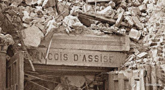 Seconde vie pour des objets de l'église Saint-François-d'Assise - Jean Cazes