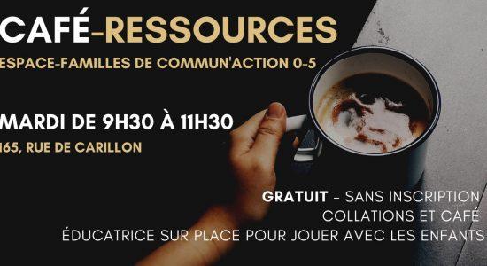 Café-Ressources