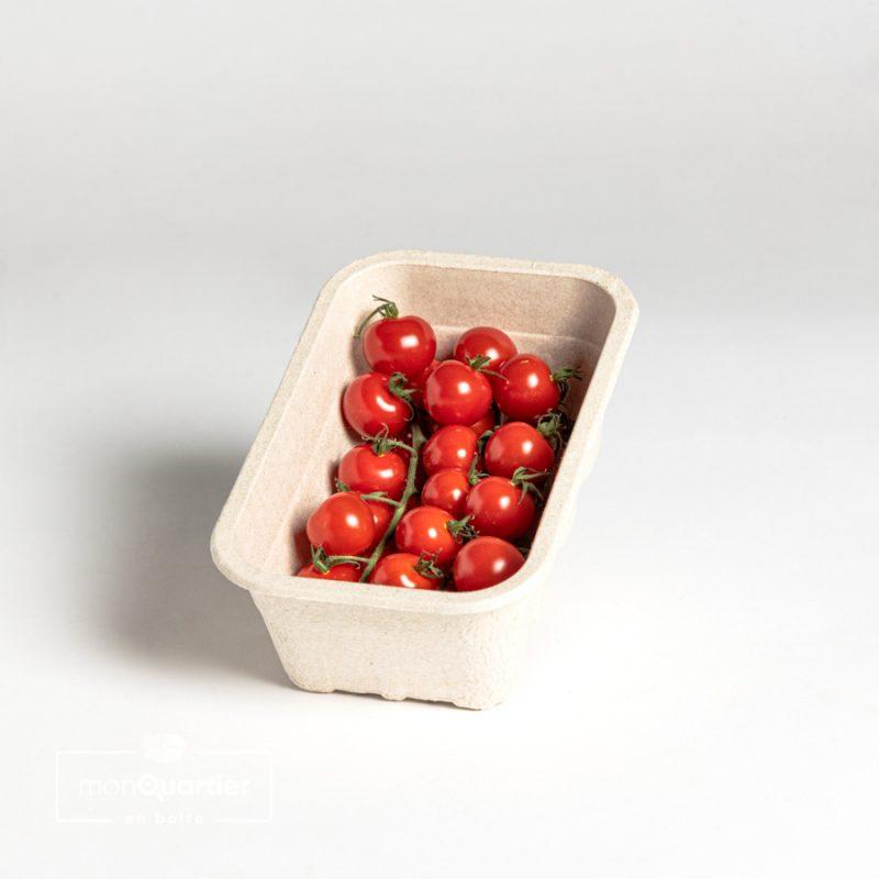 Tomates cerises gustatives