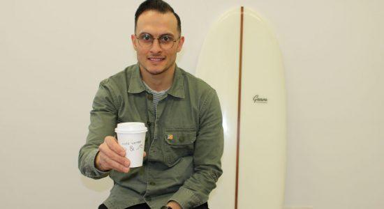 Café Waves : un nouveau commerce ensoleillé bientôt sur l'avenue Cartier - Véronique Demers