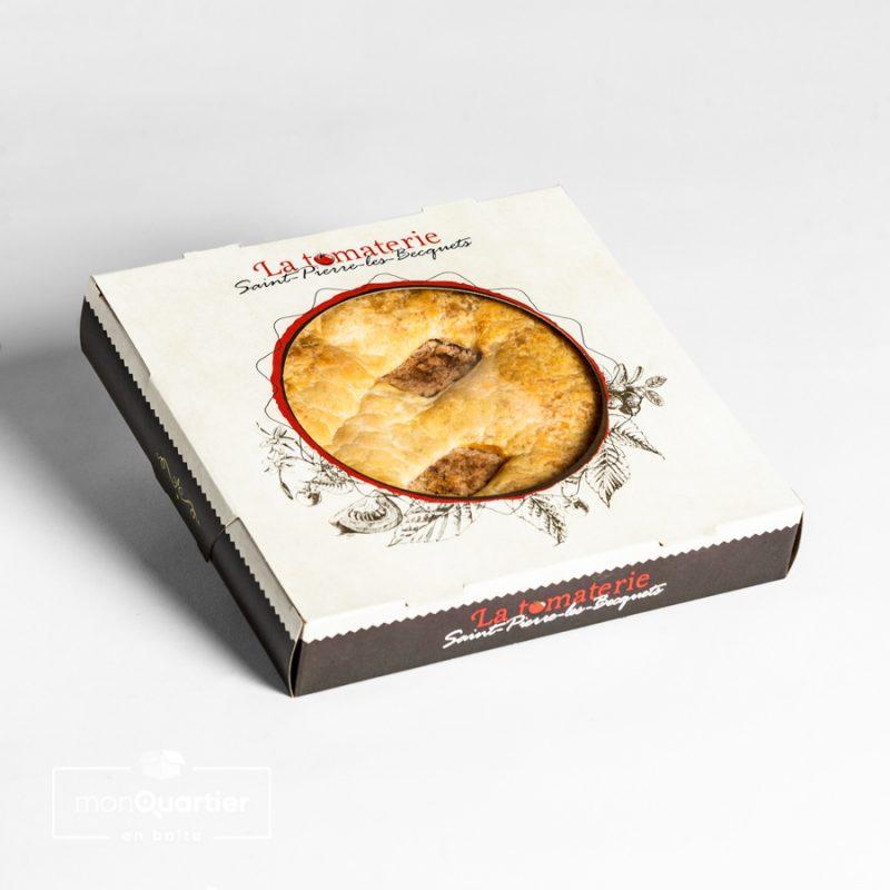 Boîte «Stockez vos pâtés!»
