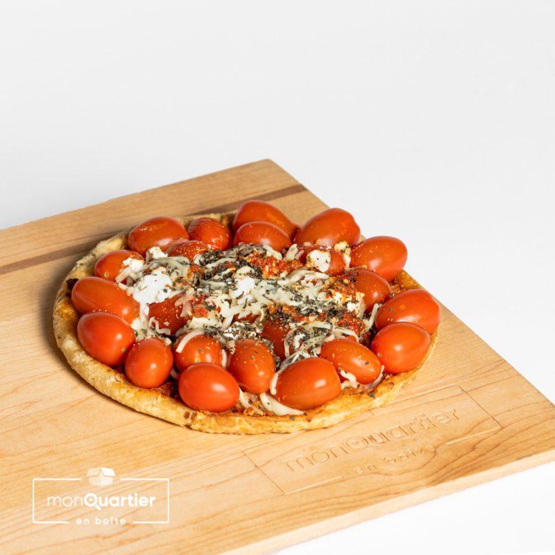 Tarte aux tomates