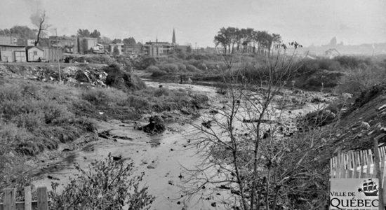 Chronique d'une rivière disparue : Le projet de canalisation de la Lairet - Réjean Lemoine